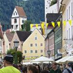 Schindaufest in Füssen 2017